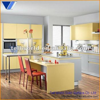 Muebles De Cocina Moderna Desayuno Mesa De Bar - Buy Desayuno Bar ...