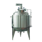 Factory supply vertical horizontal stainless steel water storage tank for mixing/storage