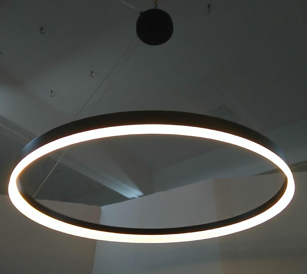 led pendant lighting. big circle led pendant light lighting e