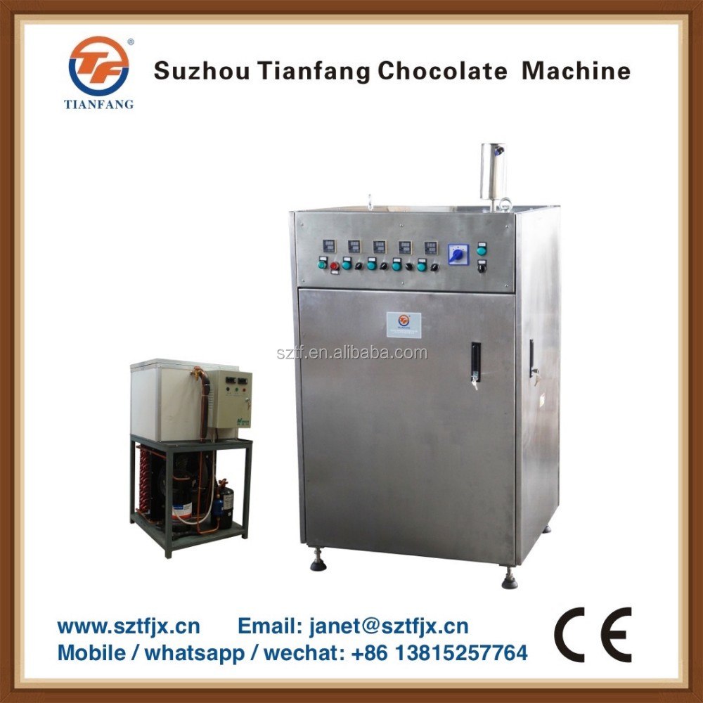 Tqt250 Chocolate Tempering Machine - Buy Chocolate Tempering ...