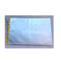 Ultra thin 1mm thickness Large Capacity tablet PC li-polymer battery 01180270 3.7V 2800mAh