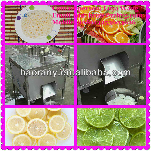 factory direct sale Fruit/Lotus Root Slicing Machine with 3% discount