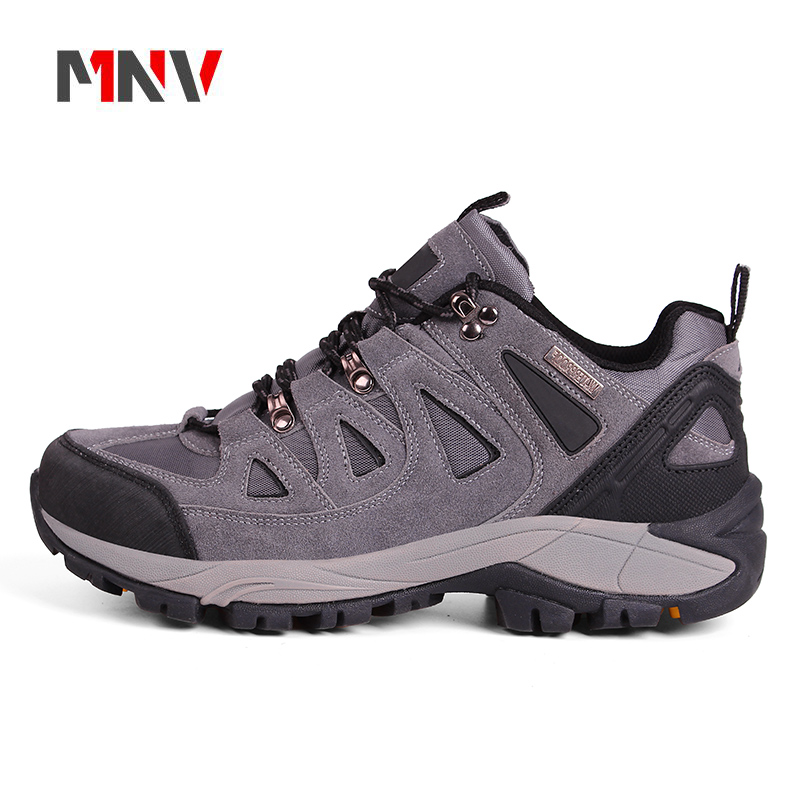 New Products 2018 Innovative Men Action Trekking Shoes With Waterproof Chinese Supplier