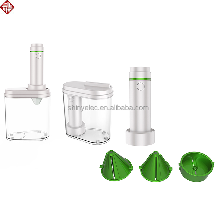 Vegetable Spiral Maker Food Chopper and Dicers Spiral Slicer