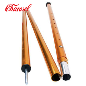 telescopic aluminium tubing/ customized aluminium telescoping tube