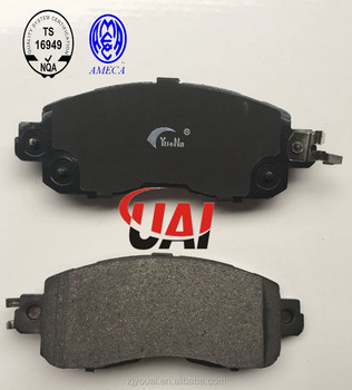 Premium Brake Pads For NISSAN Altima D1650/OE D1060 3TA0A