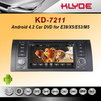 android car stereo dvd player with gps navigation mirror link review camera for Bmw E39 X5 E53 M5