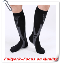 As Seen On TV Copper Recovery & Performance Sports Football Running Compression Socks