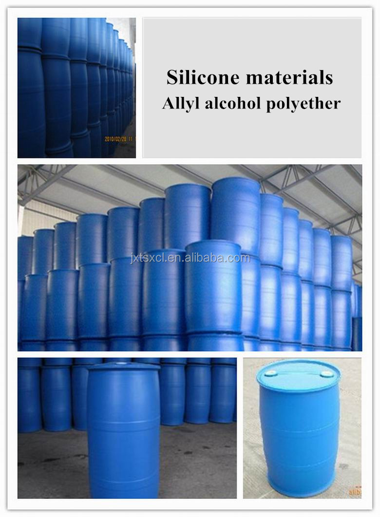 Silicone wetting agent for water based UV curable varnish