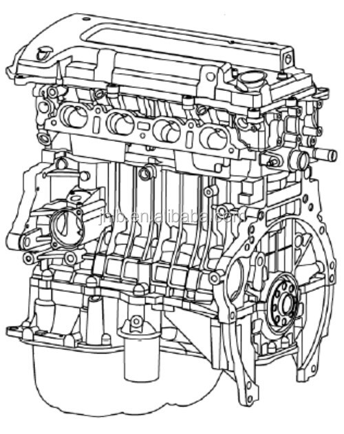 China Oem Auto Engines China Oem Auto Engines Manufacturers And