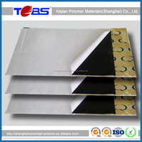 Standard sound damping mat with aluminum foil laminated , high quality damping sheets