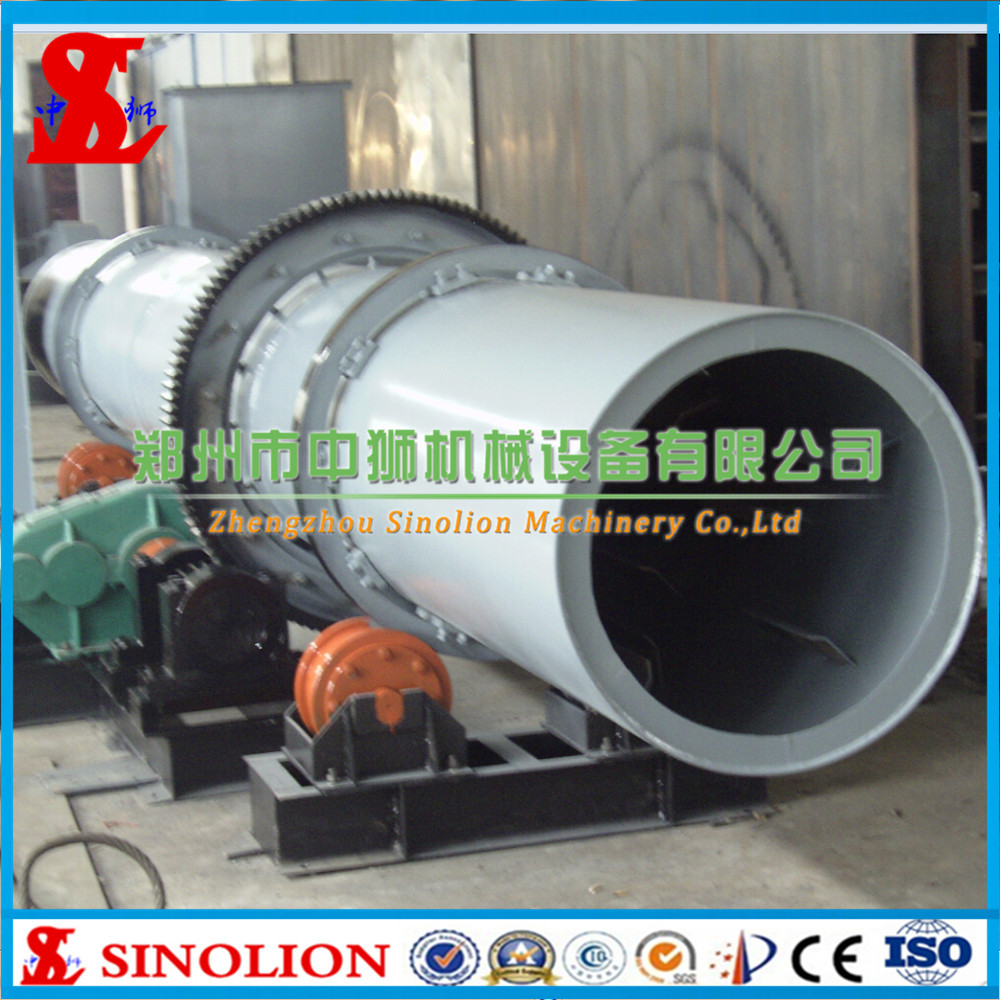 Hot Selling rotary drum Oil Palm Empty Fruit Bunched (EFB) dryer