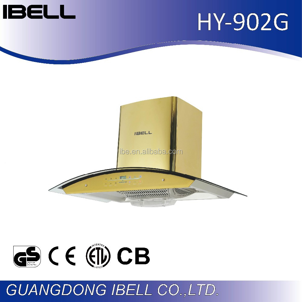 2017 low price and good quality under cabinet copper range hood