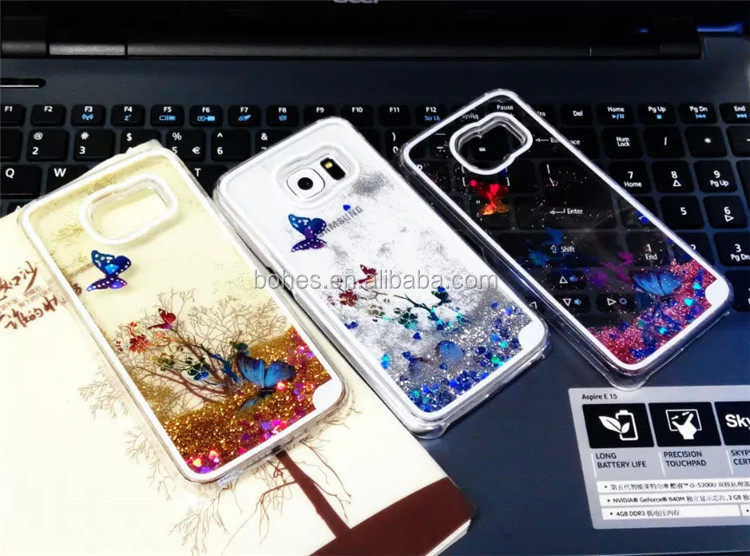 Beautiful Mobile Phone Back Cover For Samsung Galaxy S6 Edge