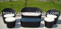 rattan furnitre & rattan sofat set & outdoor rattan furniture