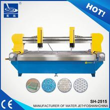 Wholesale custom good quality double water jet artistic details cutter