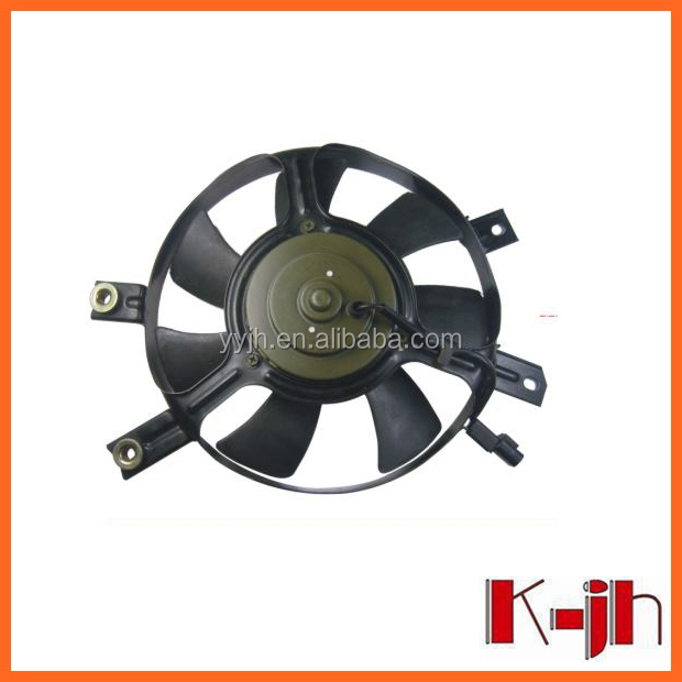 Newest air conditioner cooled condenser,ac auto bus part comdenser fan,high ripple and long life condenser ceiling fan Mazda 3