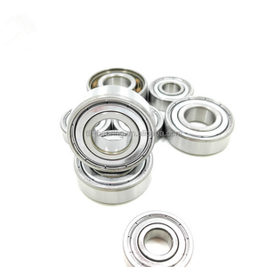 tiny metric metal shield miniature ball bearing 2.5x6x2.6mm 682XZZ