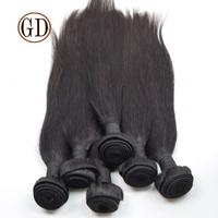 5A Grade Hot sale virgin remy Hair 5A Grade Hot sale 100% top quality Brazilian virgin remy silky straight hair