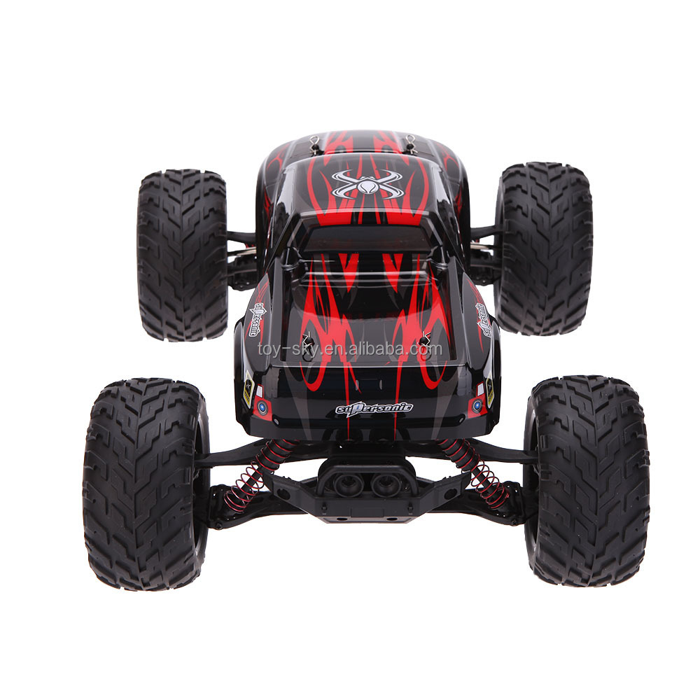 Electric 4WD universal RC car Remote control monster truck with rc on 1 4 scale rc cars sale, rc car parts storage, rc auto parts,