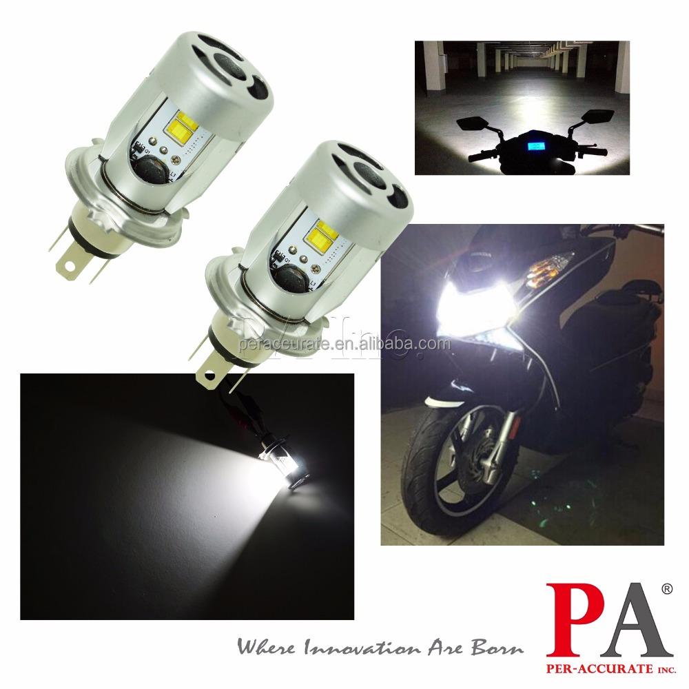 h4 phare dc12v cob haute puissance led avec rayonnant de refroidissement ventilateur pour auto. Black Bedroom Furniture Sets. Home Design Ideas