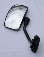 COMPLETE FRONT ROOF MIRROR FOR DAF TRUCK XF 105 1684042 1684043