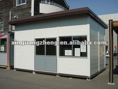 Casa prefabricada con estructuras metalicas casas - Casas con estructura metalica ...