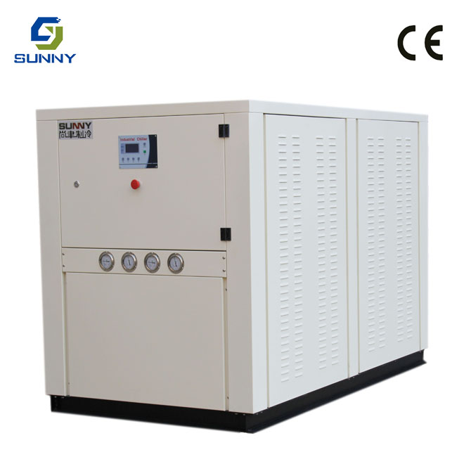 refrigeration units for water cooled chiller