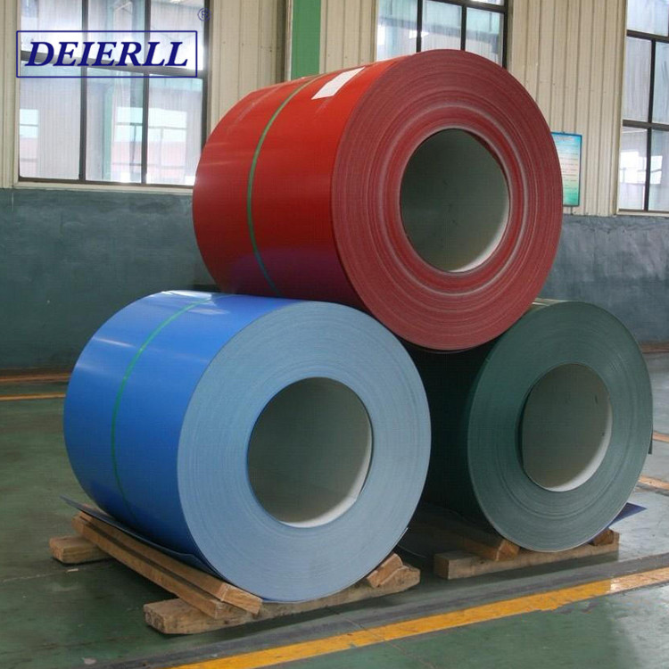 Hot selling cold rolling gutter cost aluminum coil with low price