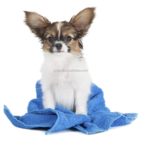 Super Absorbent Pet drying towel, Cat dog bath towel, wash cloth