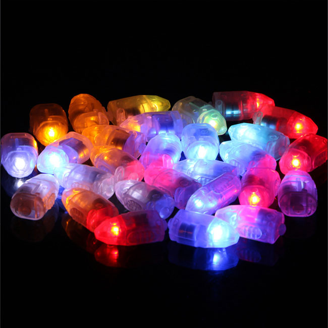 Christmas Halloween Party Decoration Ball LED Ballon Light LED Flashing Balloon light