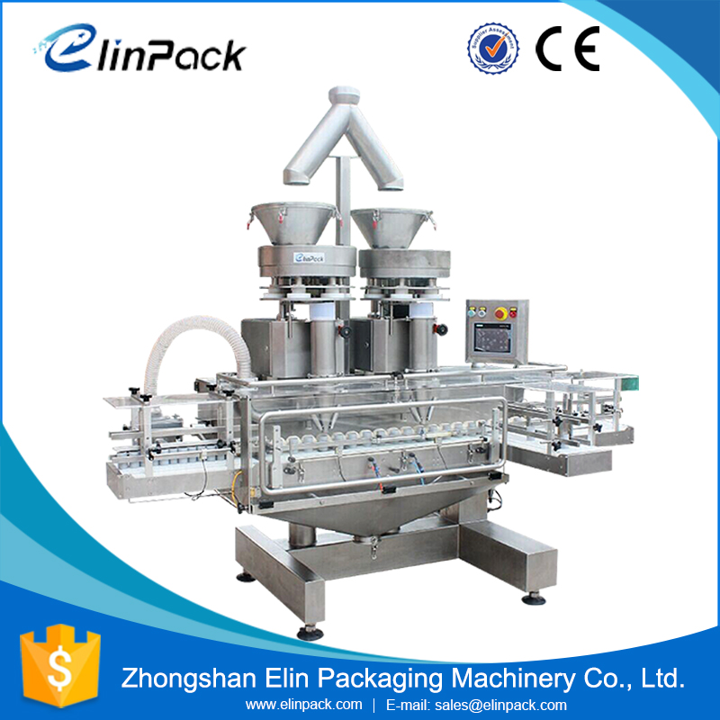 Good Quality Professional Coffee Powder Can Fllling Machine