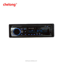 520 In-Dash 1-DIN car CD/MP3 Car Stereo Receiver with Bluetooth and Front USB Input