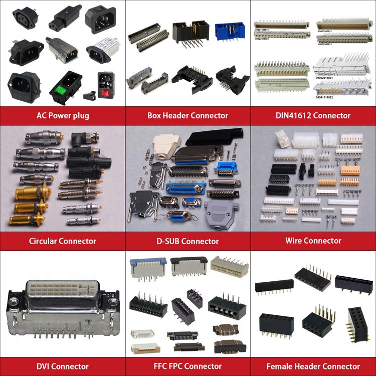 Good quality 702 KLS brand din 43650 connector