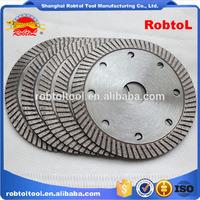 125mm Turbo Rim Diamond Saw Blade Angle Grinder Circular Cutting Disc Disk Wheel Universal Stone Brick Block Concrete