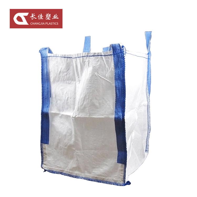 China Manufacturer Screen Printed Security PP Material Jumbo Bag
