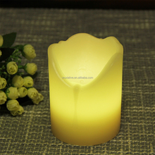 Home decoration color changing electric candle