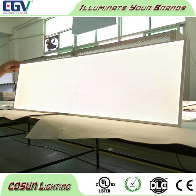 high quality ul listed backlit led light panel led light guide plate with reflective film