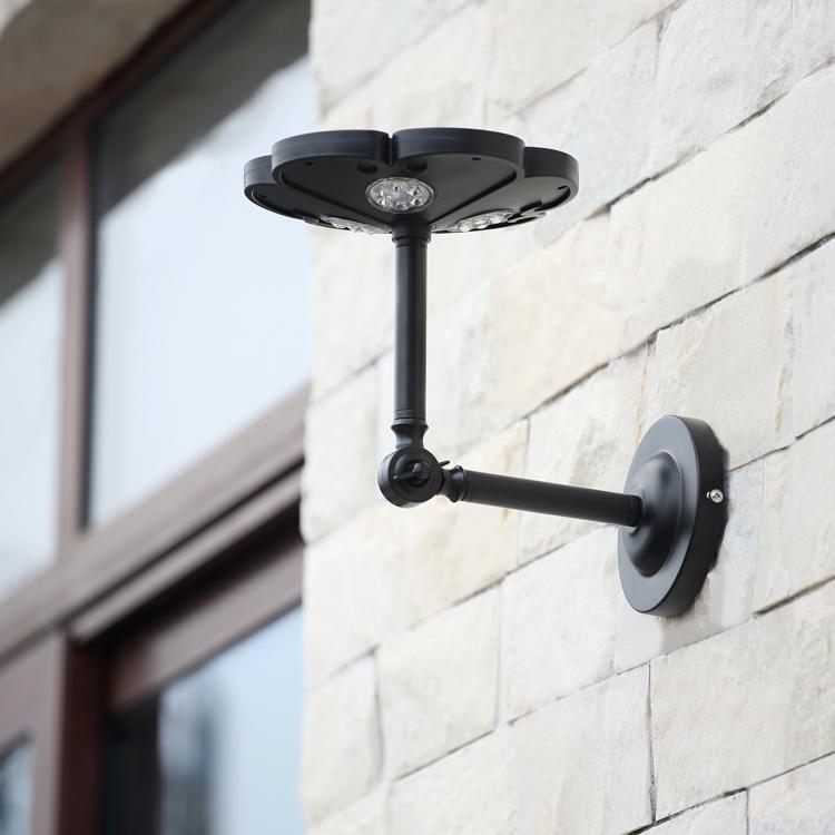 Led Outdoor-wandlampe Niedrigerer Preis Mit Solar Wiederaufladbare Garten Solar Led Wand Licht Im Freien Wasserdichte Veranda Lampe Pir Motion Sensor Licht Für Nacht Sicherheit Beleuchtung Licht & Beleuchtung