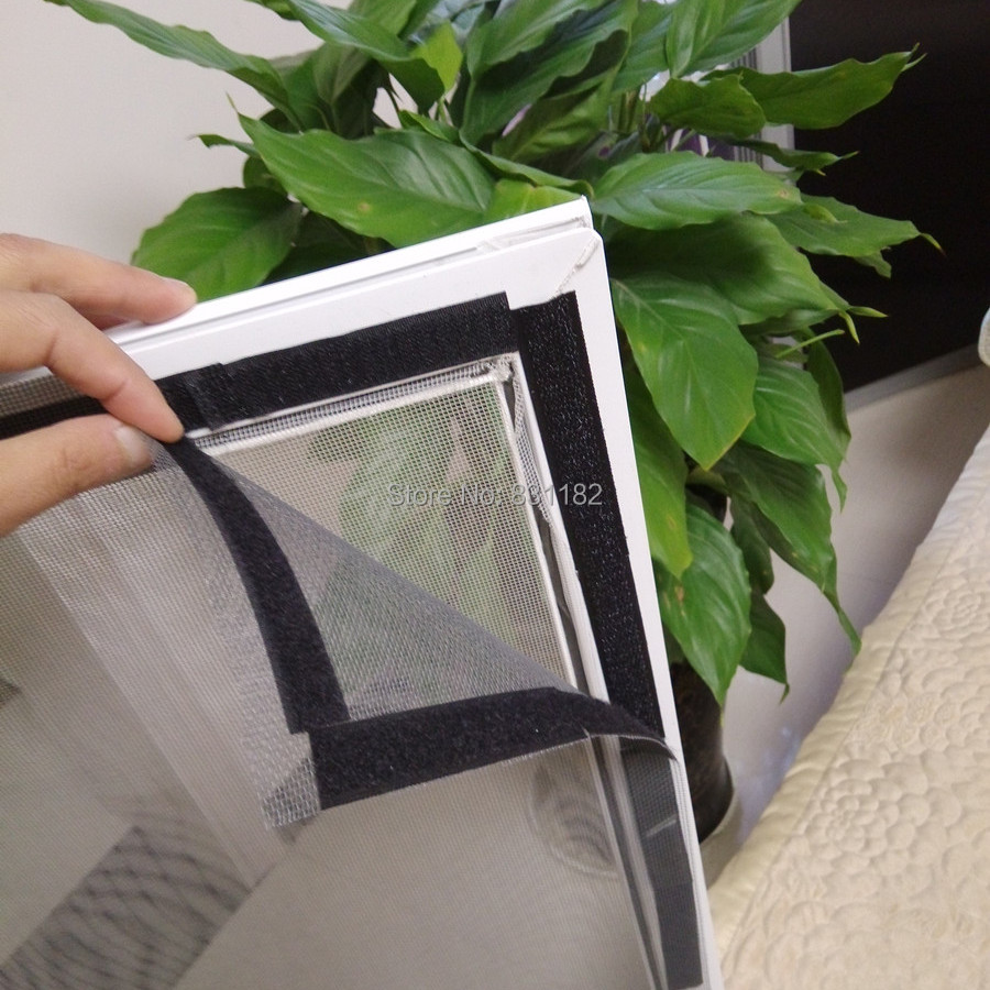 Diy The Screen Mesh Mosquito Screen Window Velcro