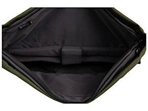 Crumpler The Dederang Heist - black (slate grey and orange interior)