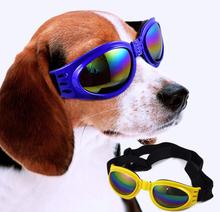 bd185cda6317cc Zonnebloem groothandel innovatieve huisdieren sport folding racing cool hond  zonnebril met strap
