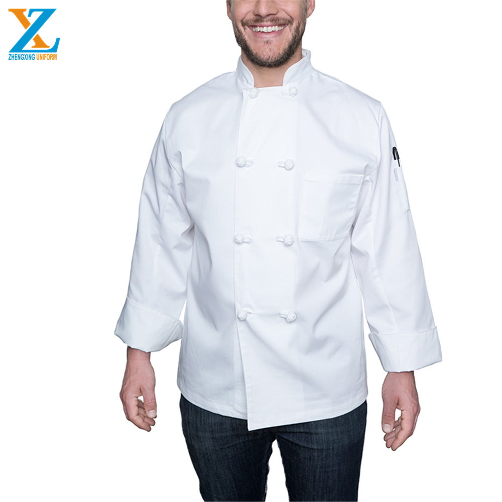 workwear fashion chef uniform for cooker