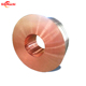 C10200 Cu OF copper tape for earthing copper price