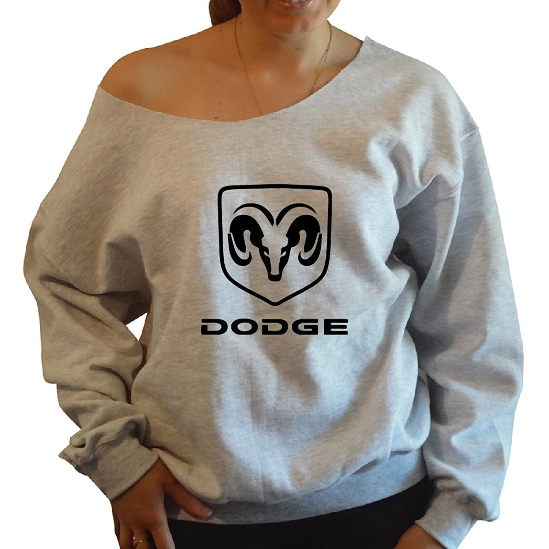 WSPLYSPJY Women Sweatshirt Off Shoulder Sweatshirt Long Sleeve Slouchy Pullovers