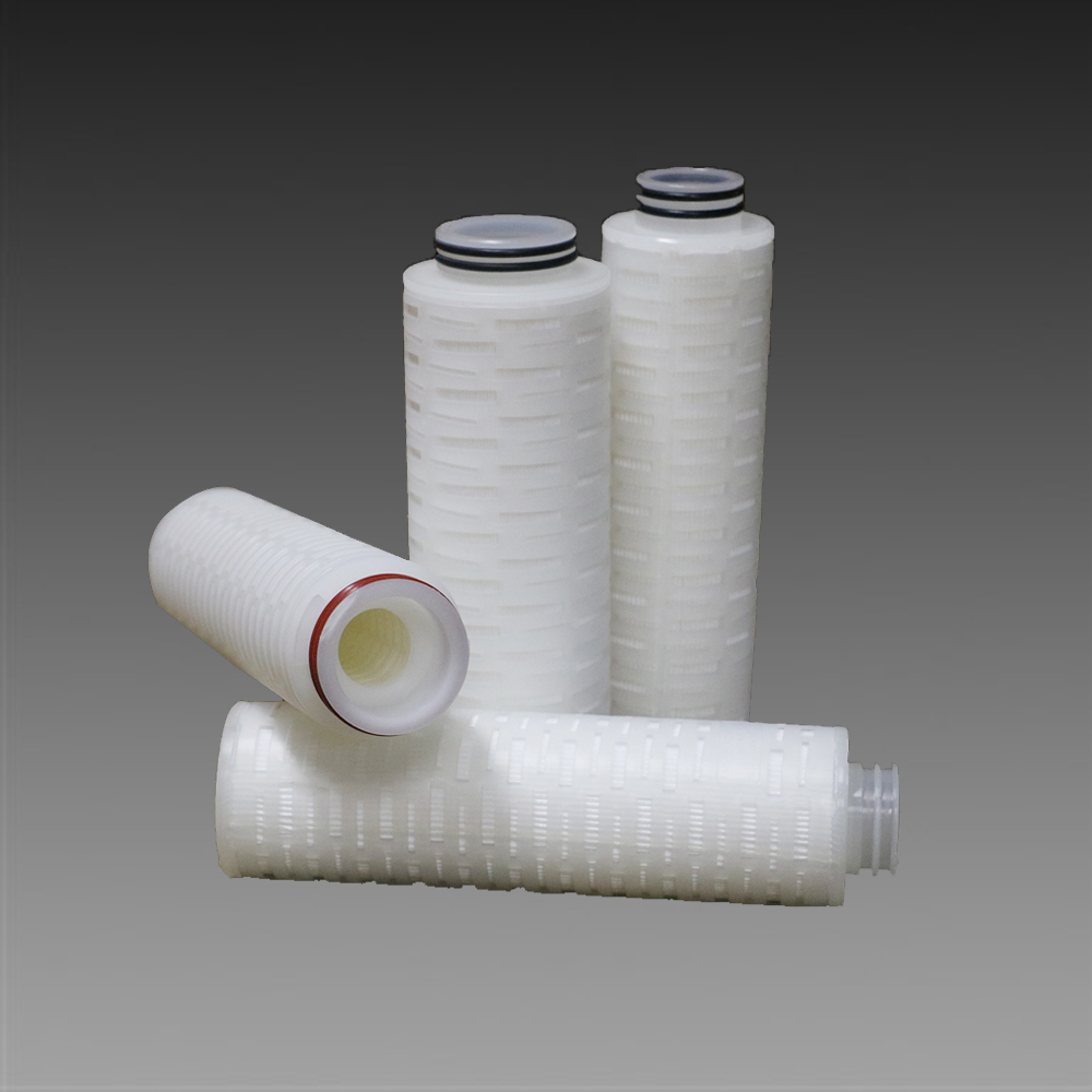 1 Micron PP membrane Pleated Filter Cartridge for DI Water pre <strong>Filtration</strong>