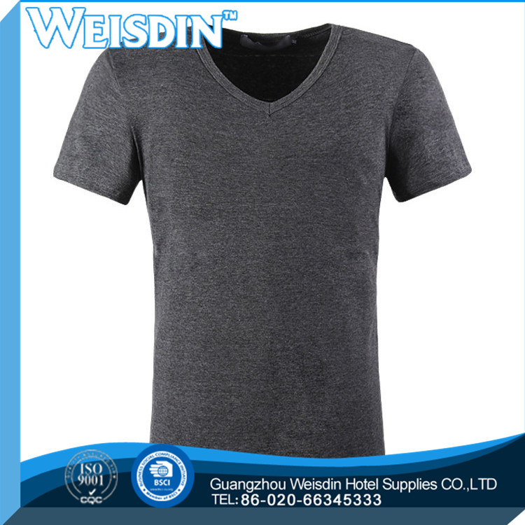80 grams new style polyester/cotton custom magic color change tshirt