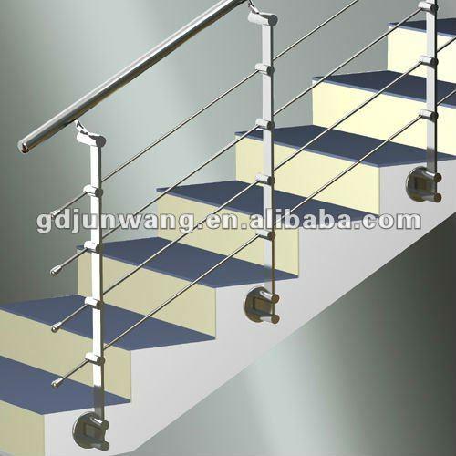 Barandas de aluminio barandilla de aluminio cruz de san for Pasamanos de aluminio