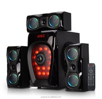 3.1 Multimedia Speakers Disco Sound System For Home Wireless
