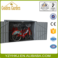 New design motorbike shed photo manufactured in China
